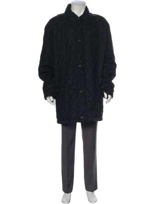 Paul & Shark Coat Black