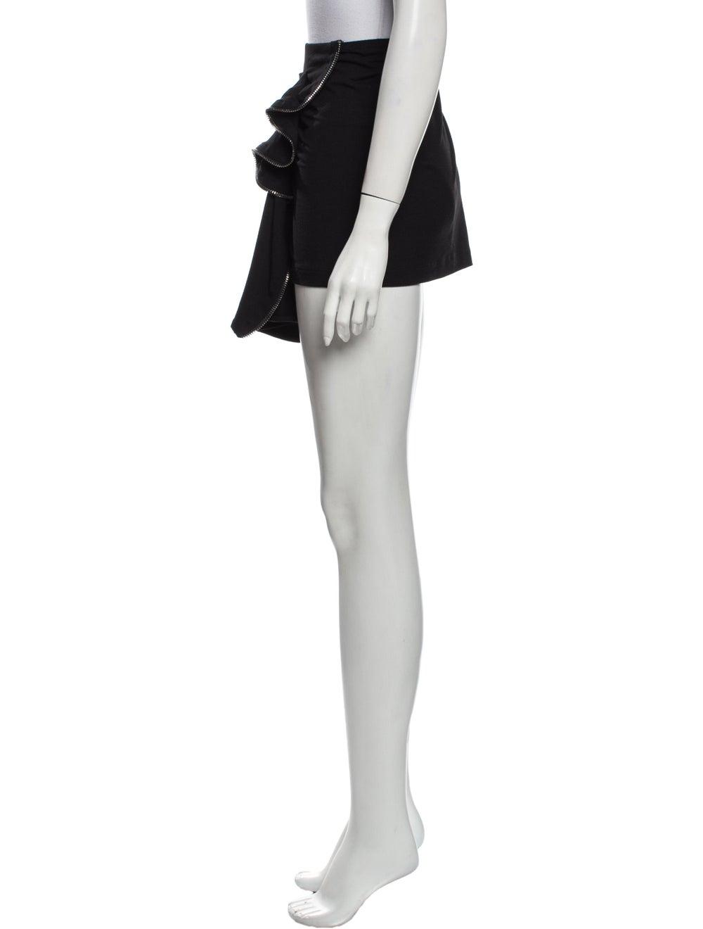 Plein Sud Jeanius Mini Skirt Black - image 2