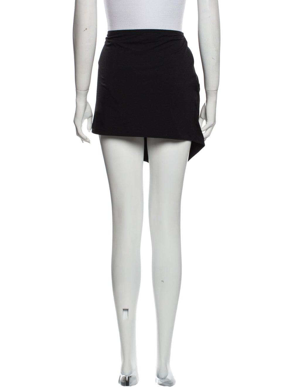 Plein Sud Jeanius Mini Skirt Black - image 3
