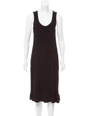 M.PATMOS Sleeveless Knit Dress w/ Tags None