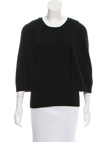 M.PATMOS Wool & Cashmere Sweater None