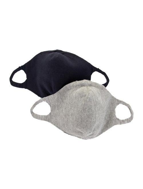 Navy & Grey Face Mask