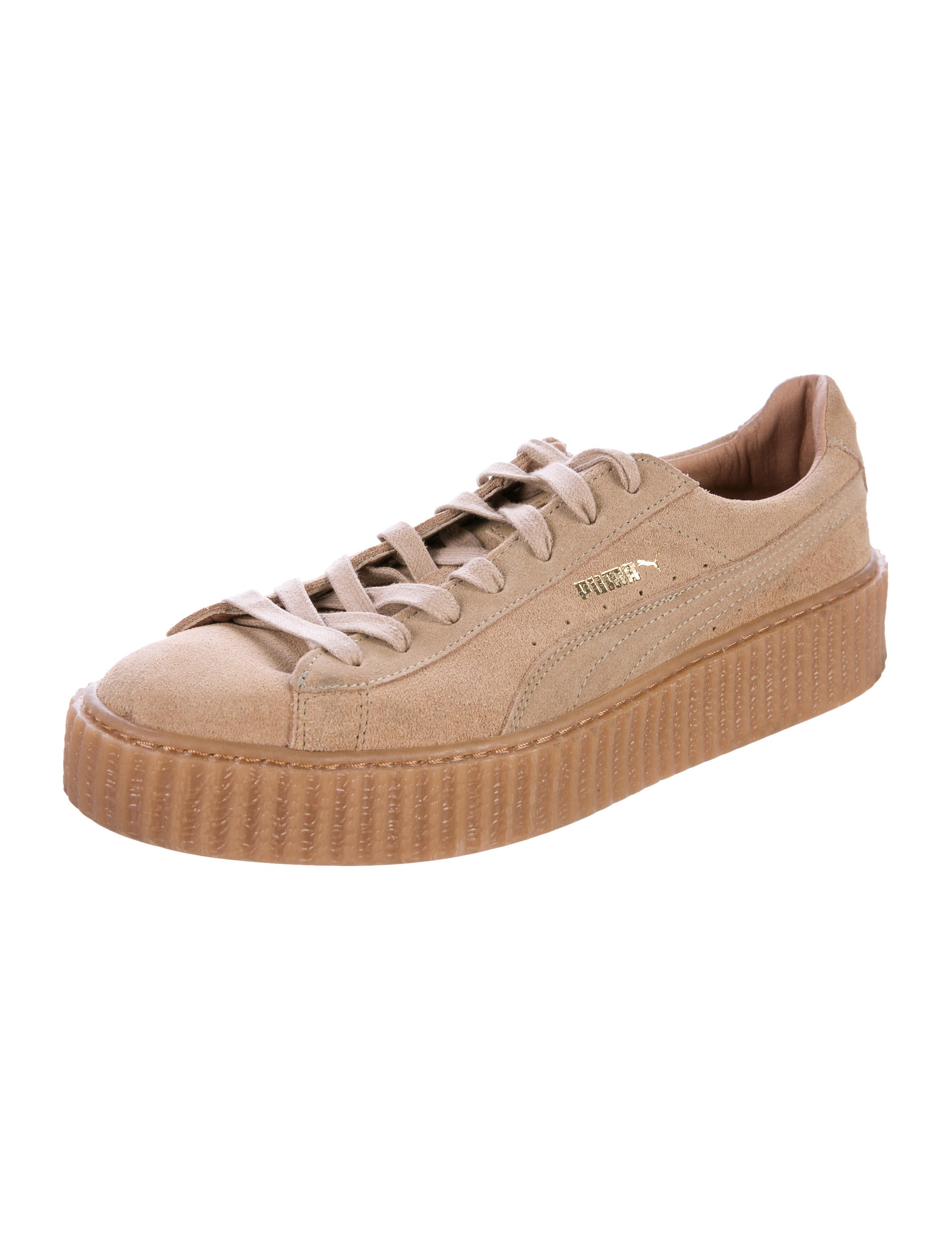 puma x fenty suede anniversary creepers shoes. Black Bedroom Furniture Sets. Home Design Ideas