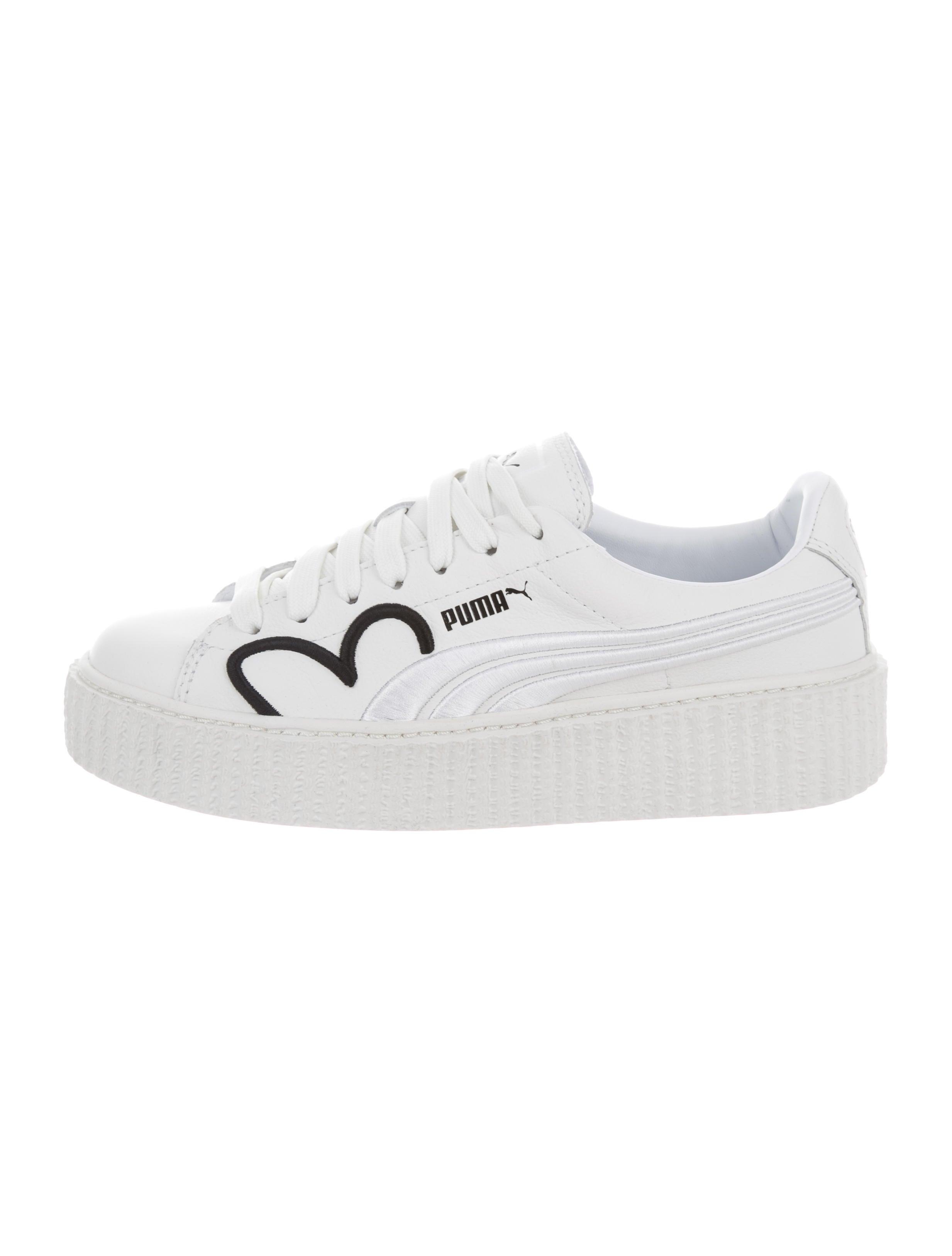 Fenty x Puma Clara Lionel Creeper Sneakers w  Tags - Shoes ... af215582f
