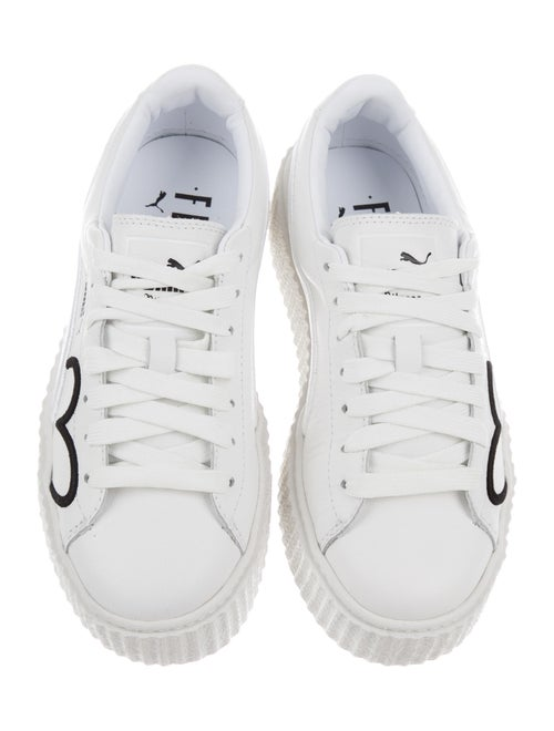 0a81c165905 Fenty x Puma Clara Lionel Creeper Sneakers w  Tags - Shoes ...