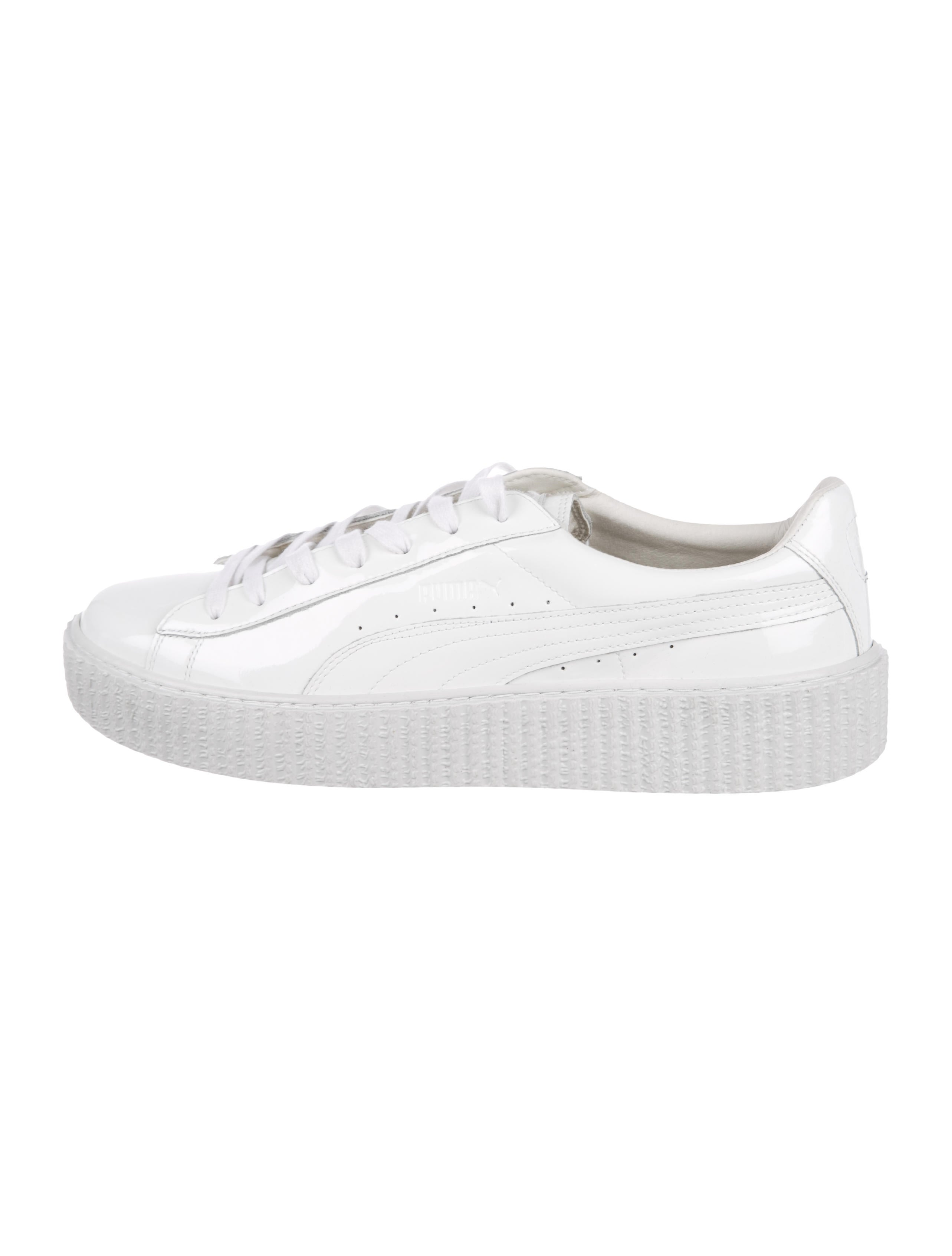 07802071112 Fenty x Puma Basket Creepers Sneakers w  Tags - Shoes - WPMFY20742 ...