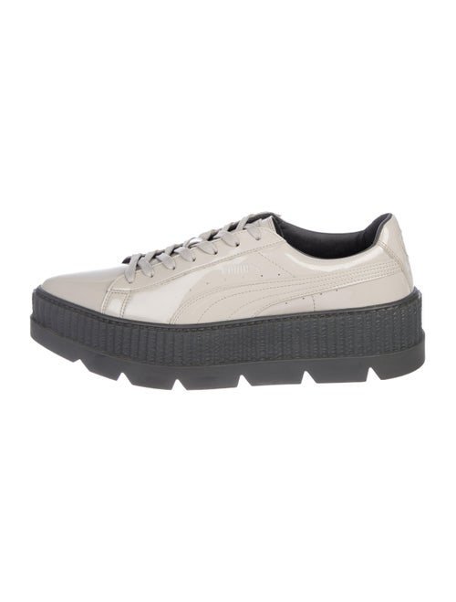 22280628a189 Fenty x Puma Creeper Pointed-Toe Sneakers - Shoes - WPMFY21451