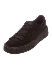 009a9136b43f2 Fenty x Puma. Suede Creeper Sneakers
