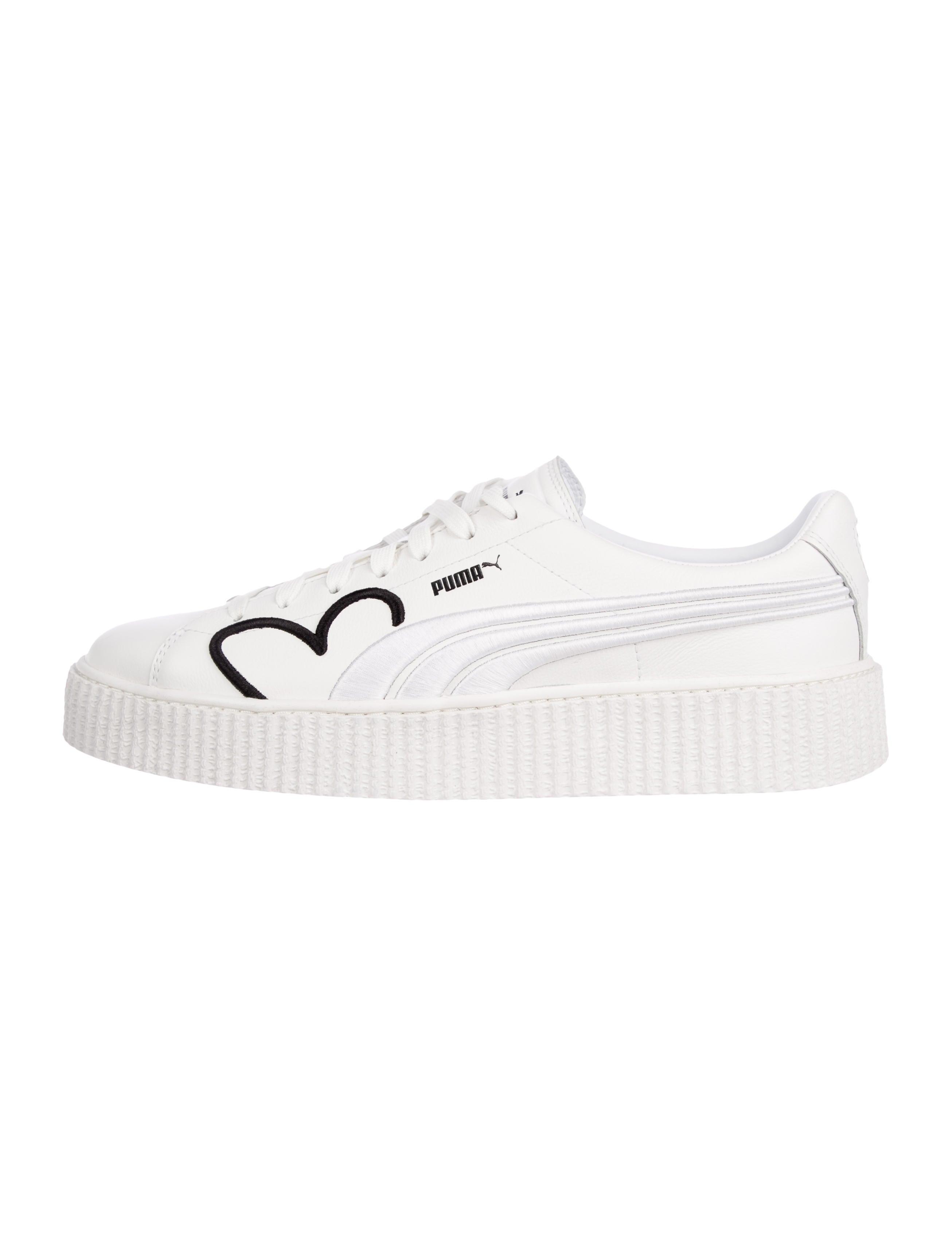pretty nice 37066 4e7c5 Clara Lionel Creeper Sneakers