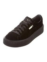 official photos 0b82f 833a8 Fenty x Puma Fenty for Puma Velvet Platform Creeper - Shoes ...