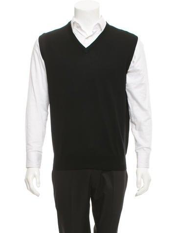 Peter Millar Merino Wool Sweater Vest w/ Tags None
