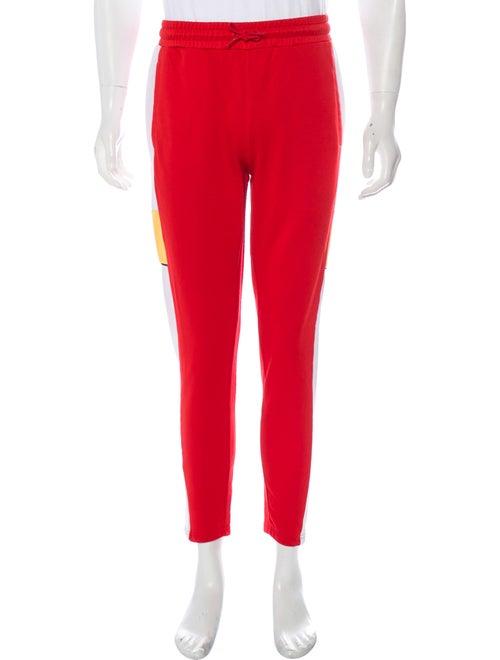 Puma x XO Striped Lounge Pants red