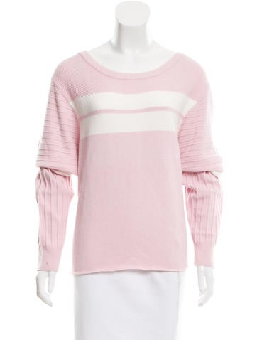 Preen Line Long Sleeve Knit Sweater w/ Tags None