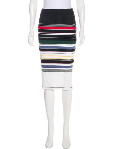 Preen Line Ockie Knit Skirt None