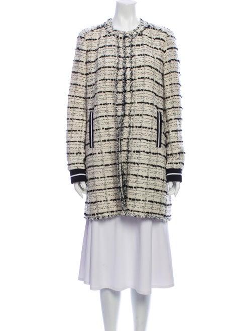 Pinko Striped Coat
