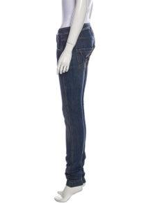 Pinko Low-Rise Skinny Leg Jeans