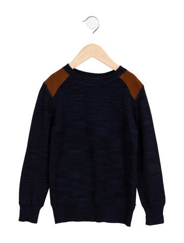 Appaman Fine Tailoring  Boys' Crew Neck Long Sleeve Sweater w/ Tags None