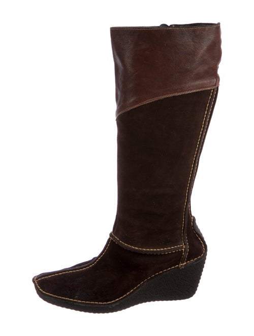 e65aa146764 Pons Quintana Suede Knee-High Boots - Shoes - WPQ20002