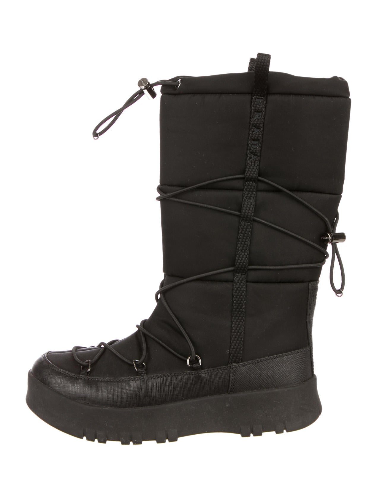 Prada Sport Snow Boots - Shoes - WPR21607 | The RealReal