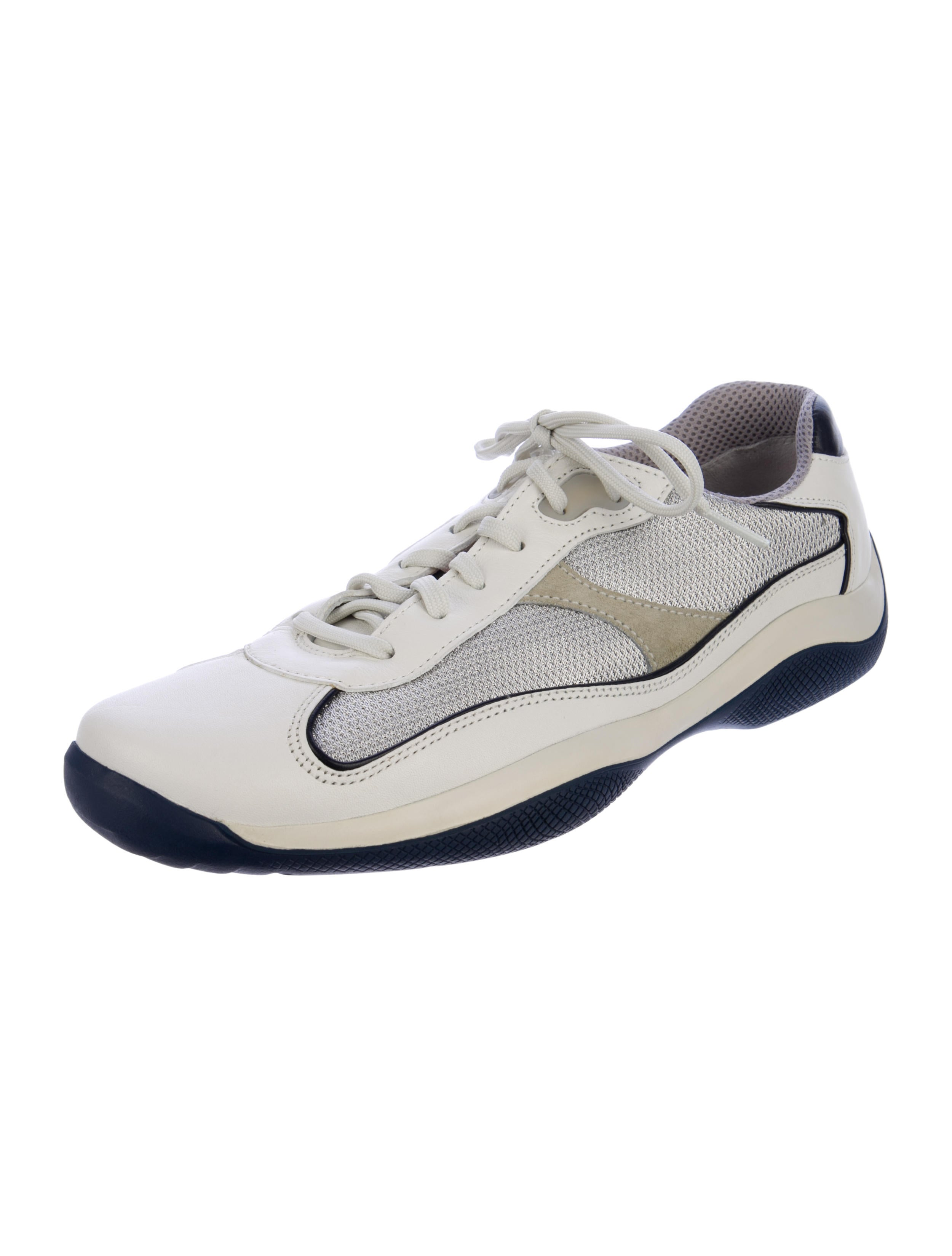 prada sport sneakers shoes wpr24994 the realreal