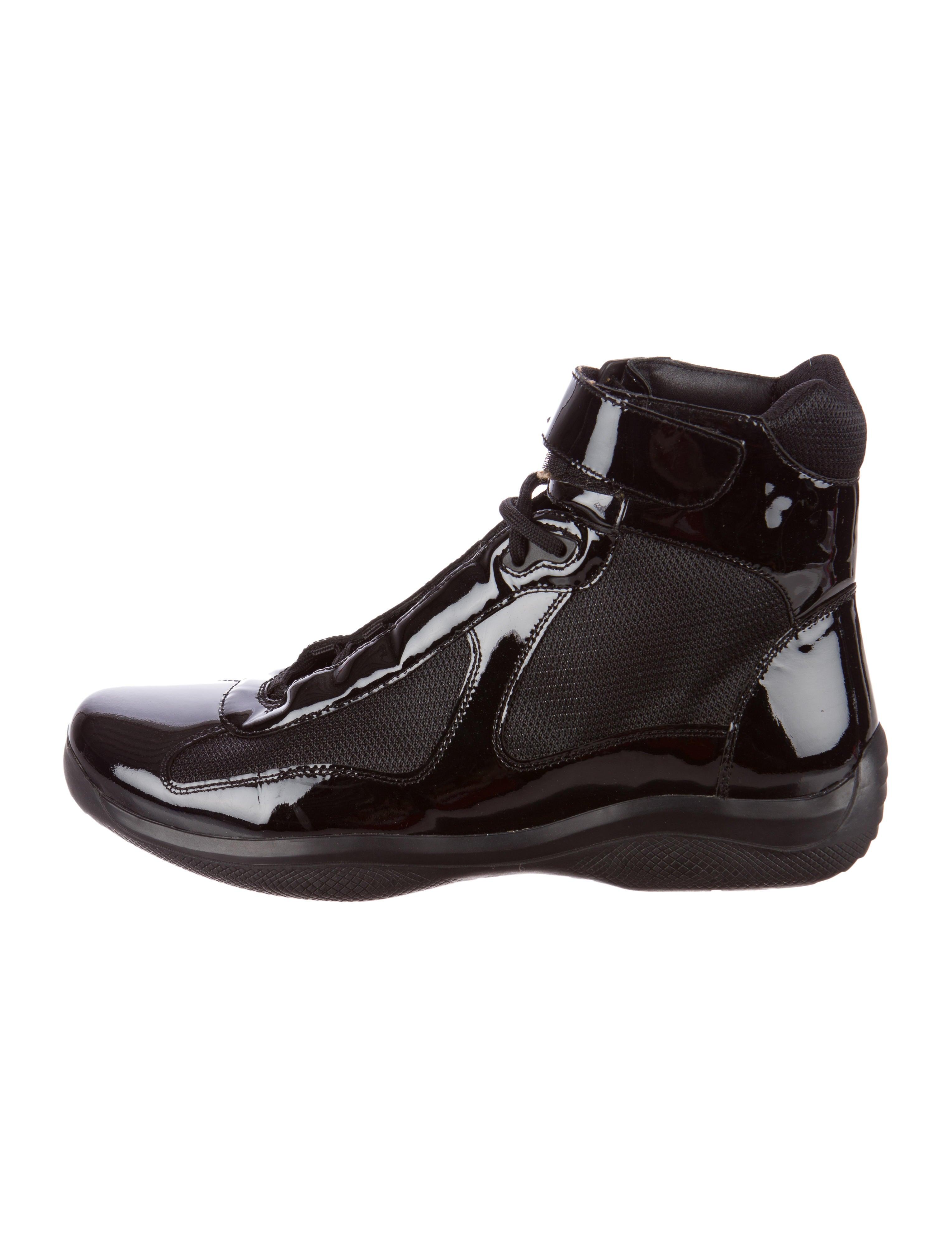 High Top Prada Shoes For Men