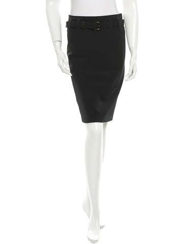 Prada Sport Skirt None