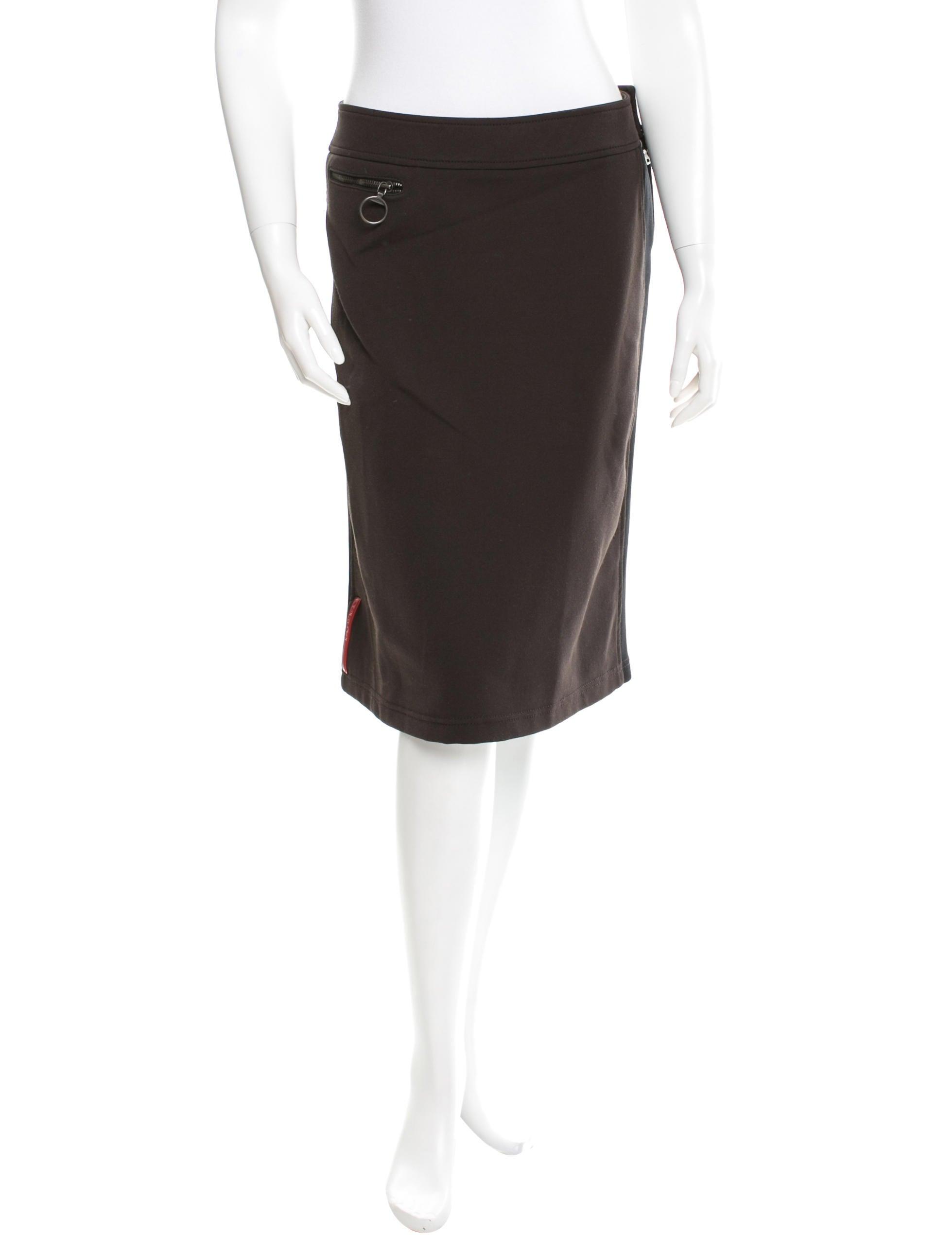 Knit A Line Skirt 68