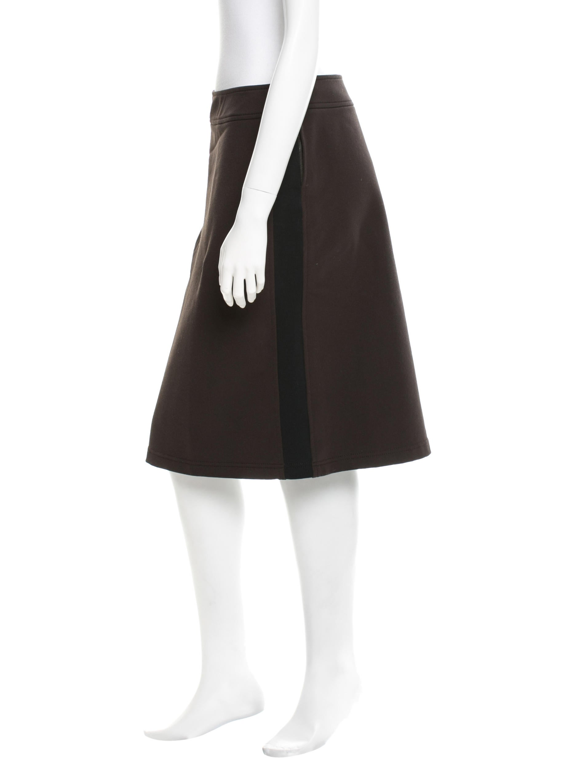 Knit A Line Skirt 99