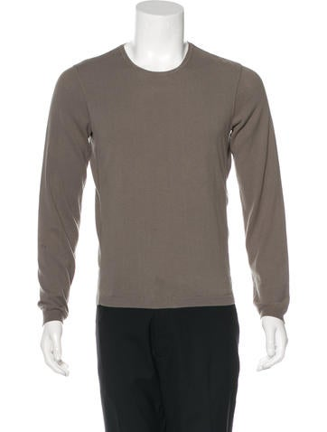 Prada Sport Crew Neck Sweater None