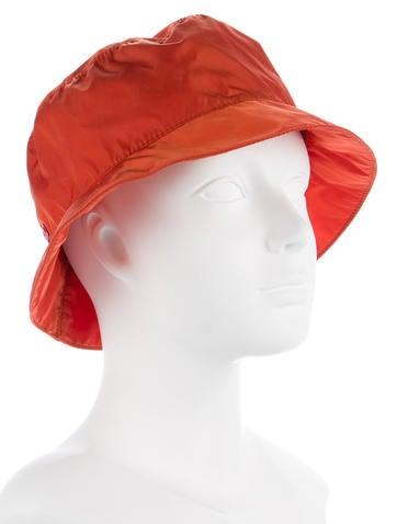Tessuto Bucket Hat