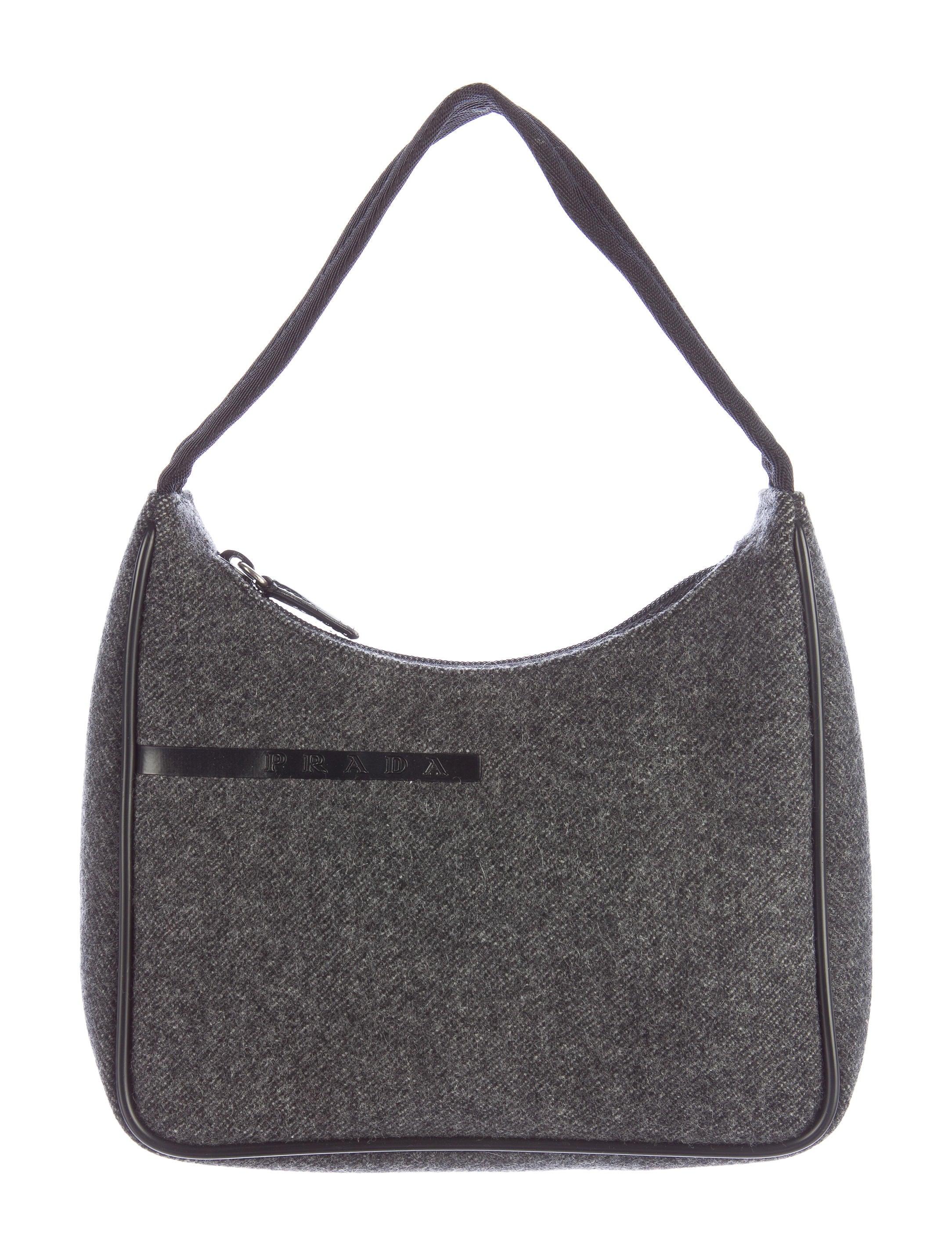 Wool Handle Bag