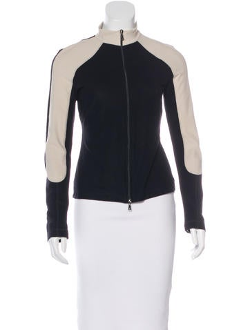 Prada Sport Fleece Zip-Up Jacket None