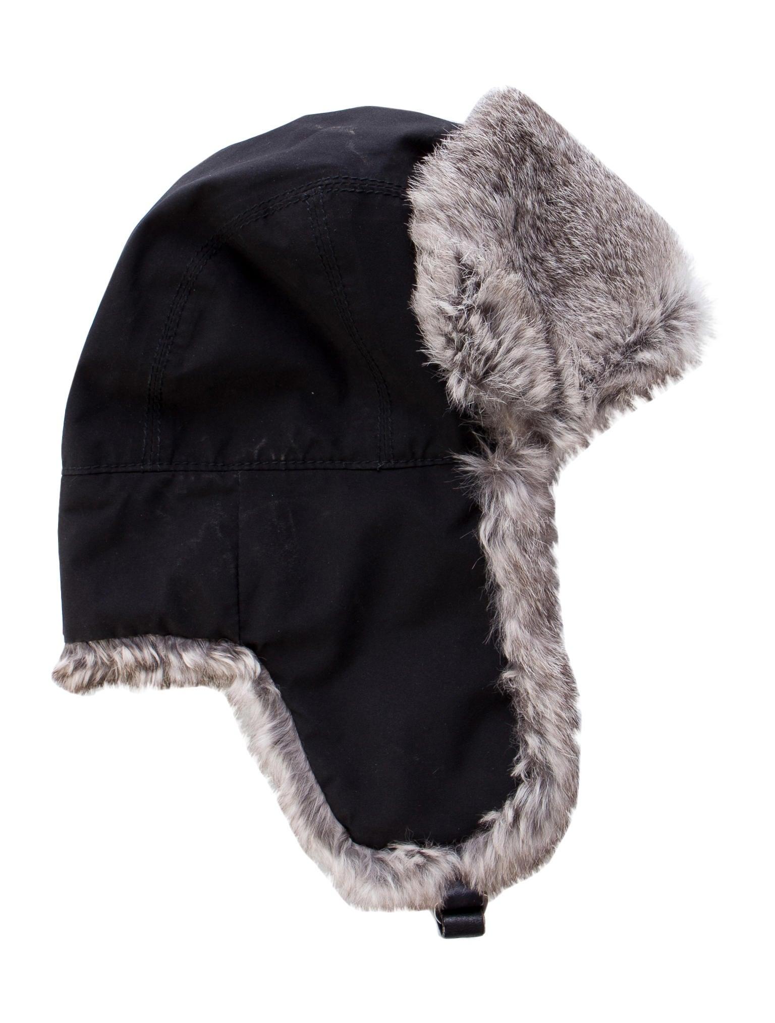8f8559bfd2b Prada Sport Nylon Trapper Hat - Accessories - WPR38265