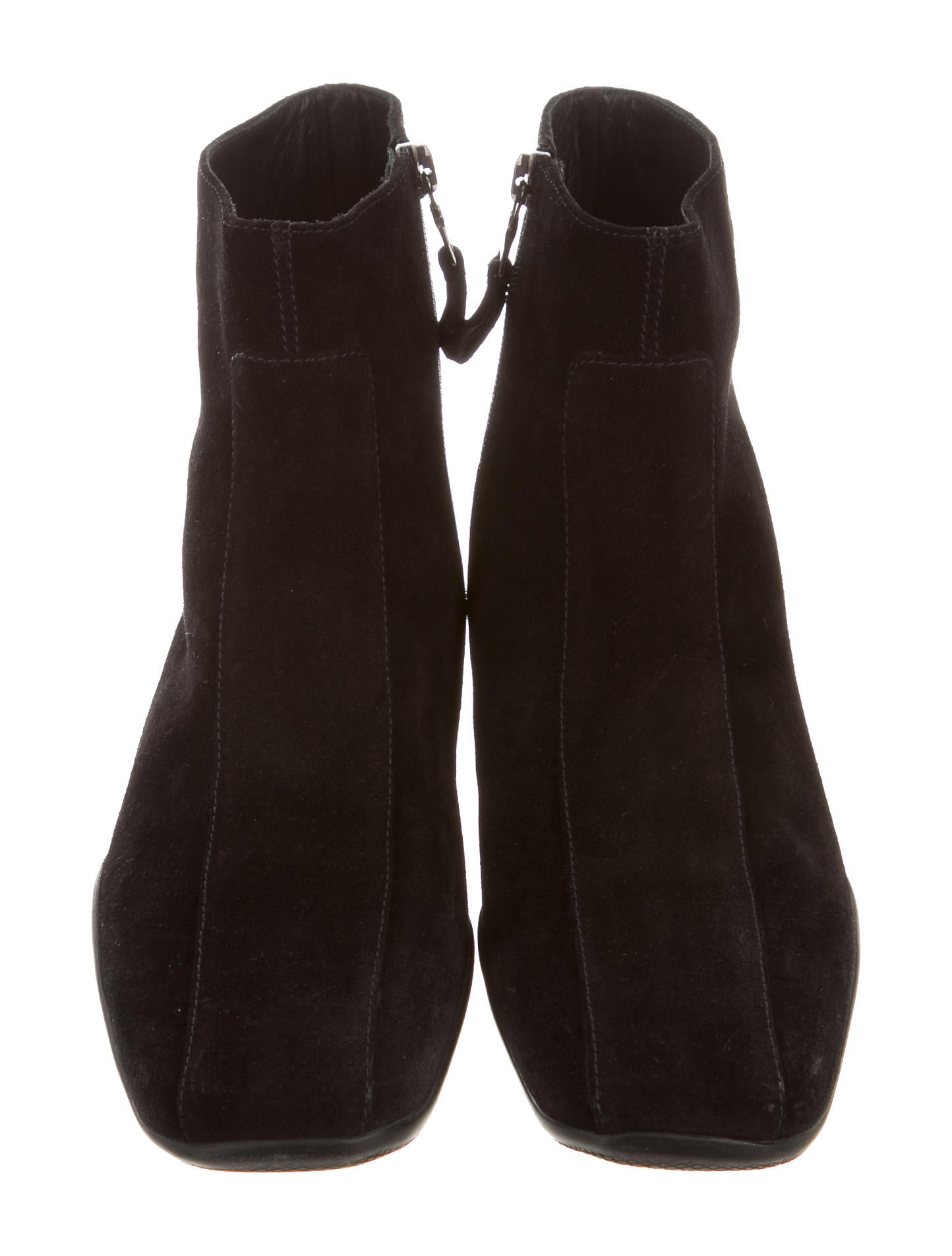 prada sport suede ankle boots shoes wpr39134 the