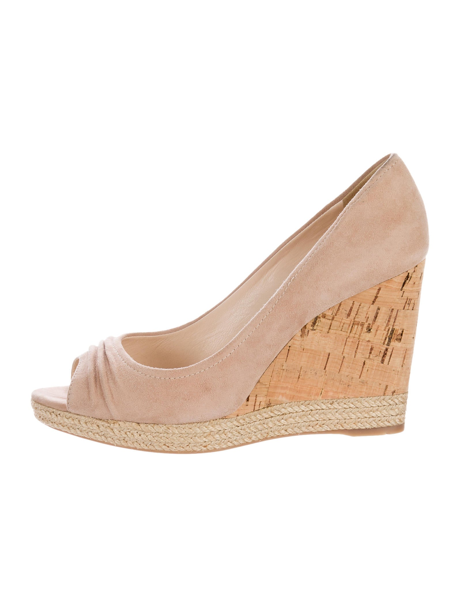 prada sport espadrille wedge pumps shoes wpr39480
