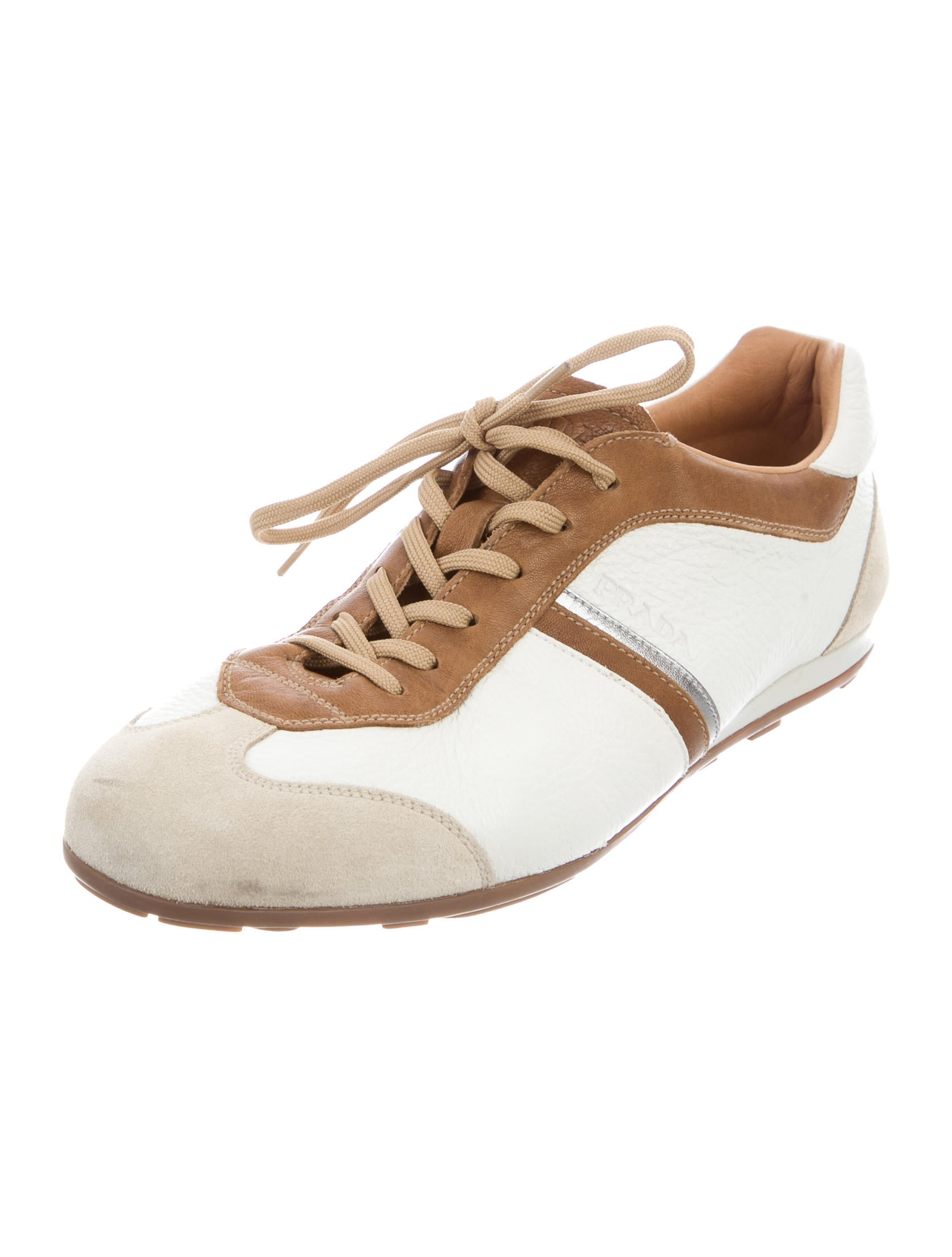 prada sport leather sneakers shoes wpr39696 the