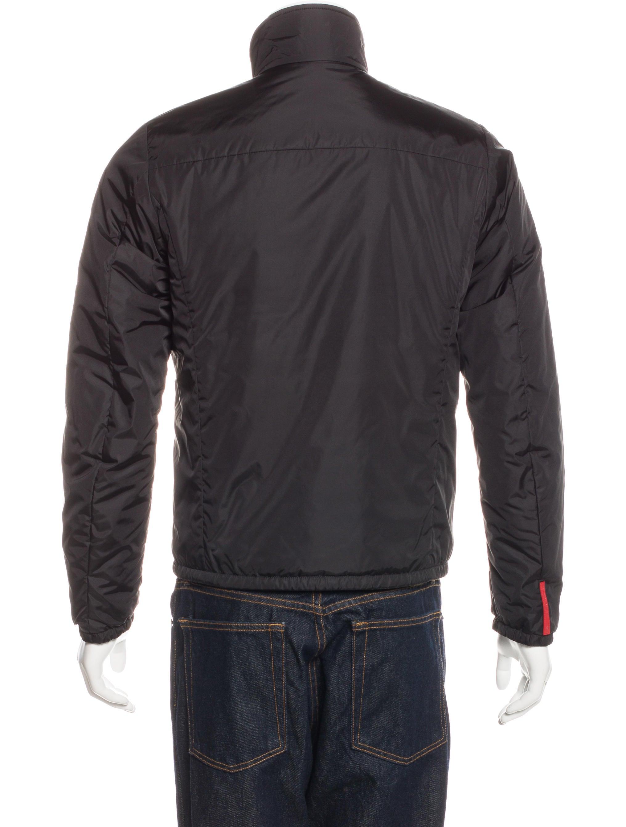 Reversible Nylon Jacket 6