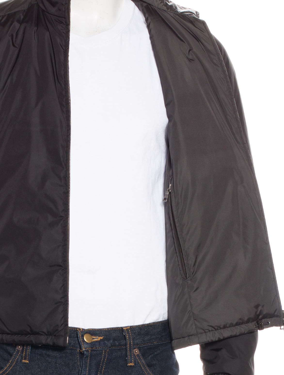 Reversible Nylon Jacket 2
