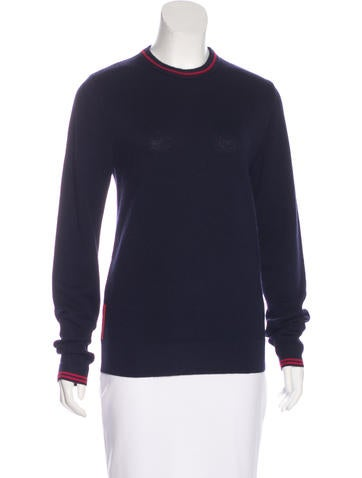 Prada Sport Wool Knit Sweater None