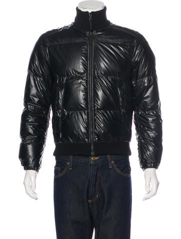 Prada Sport Quilted Down Jacket None