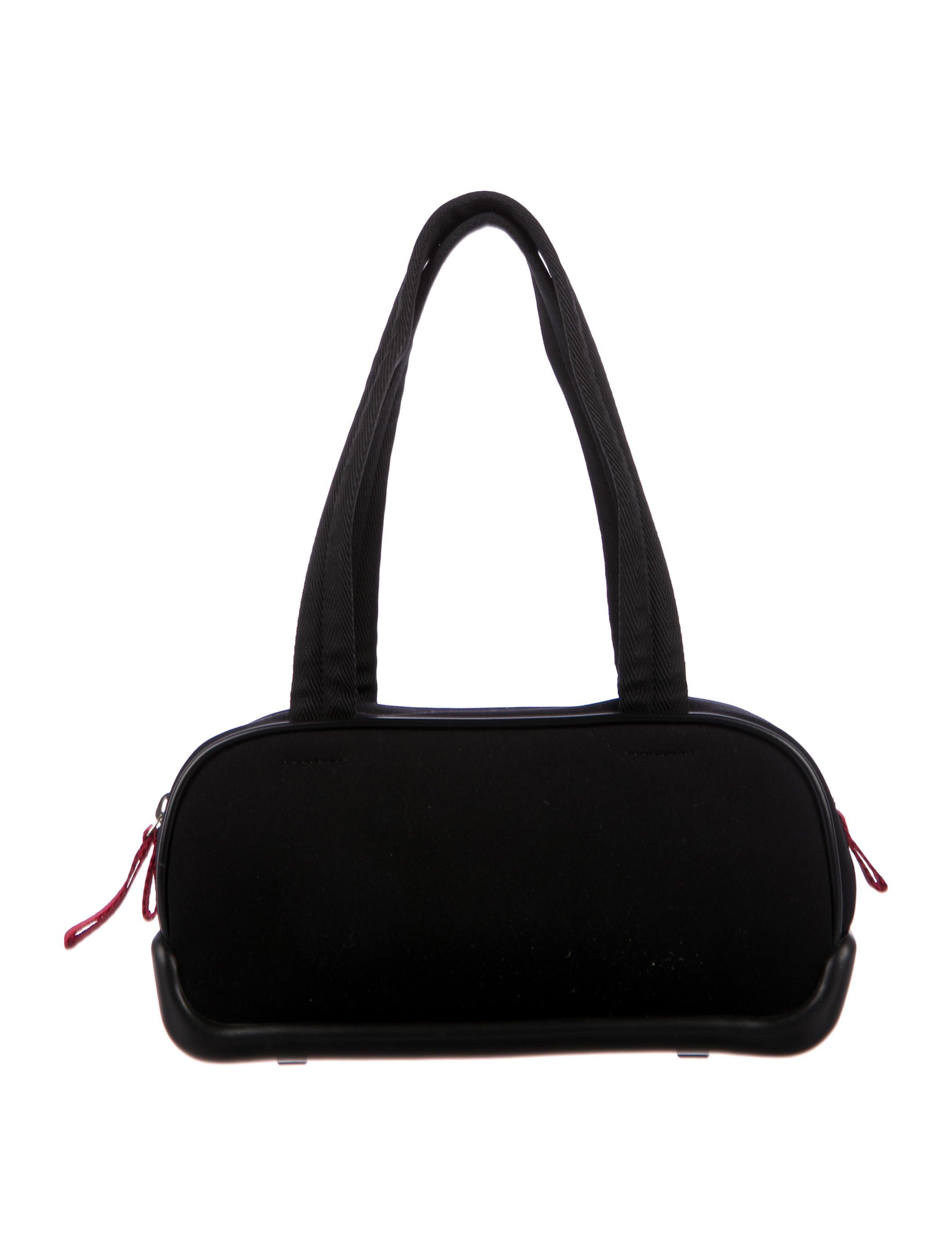 Small Neoprene Shoulder Bag