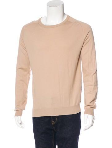 Prada Sport Crew Neck Sweater None