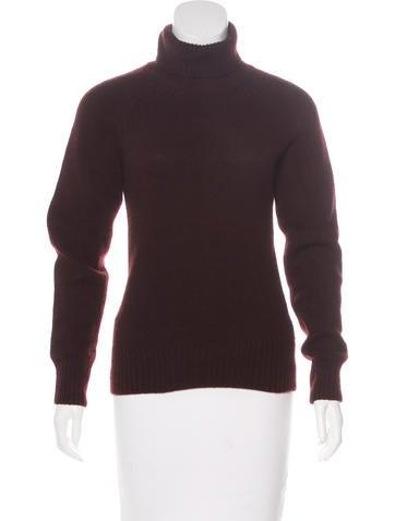 Prada Sport Wool-Blend Turtleneck Sweater None
