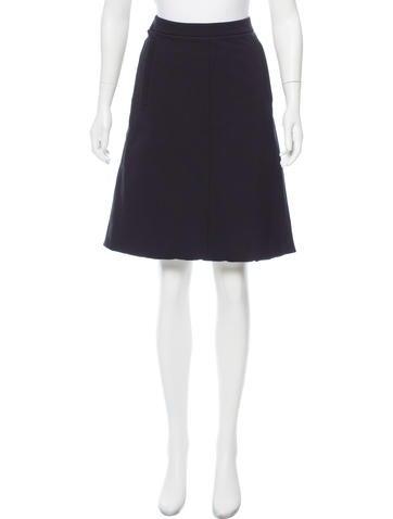 Prada Sport Knee-Length Skirt None
