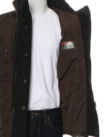 Utility Puffer Jacket