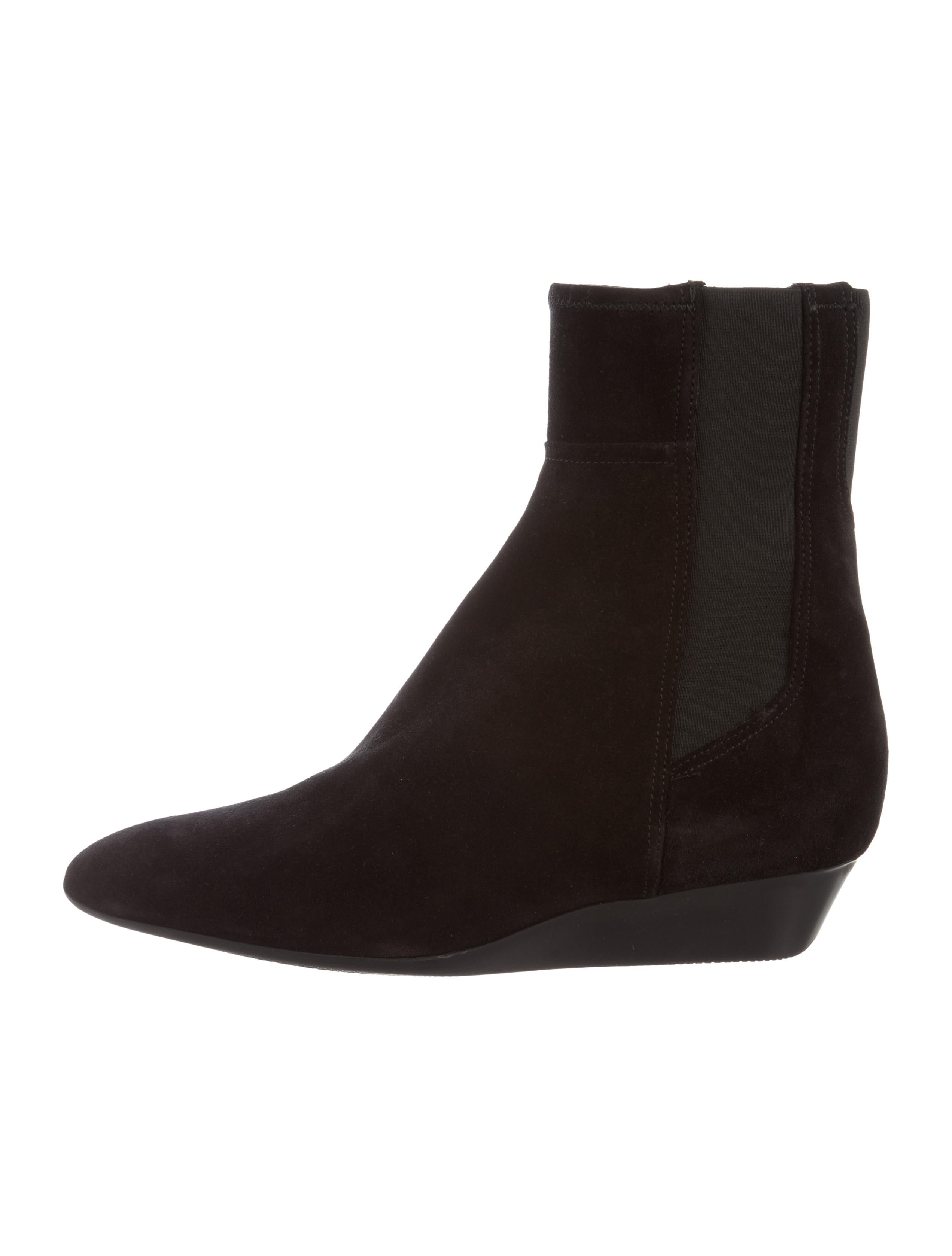 Prada Sport Calzature Donna Suede Ankle Boots w/ Tags cheap wiki uJhATy1S