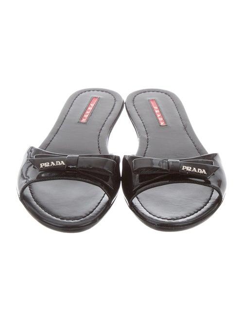 5f18e0448 Prada Sport Bow Slide Sandals - Shoes - WPR51270