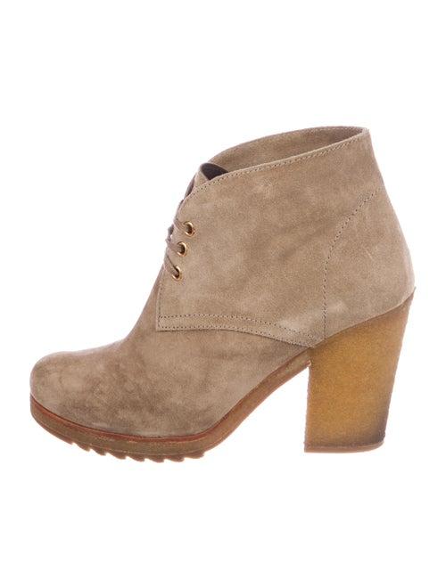 Prada Sport Suede Ankle Boots - Shoes - WPR59892   The RealReal da64e37e1f9