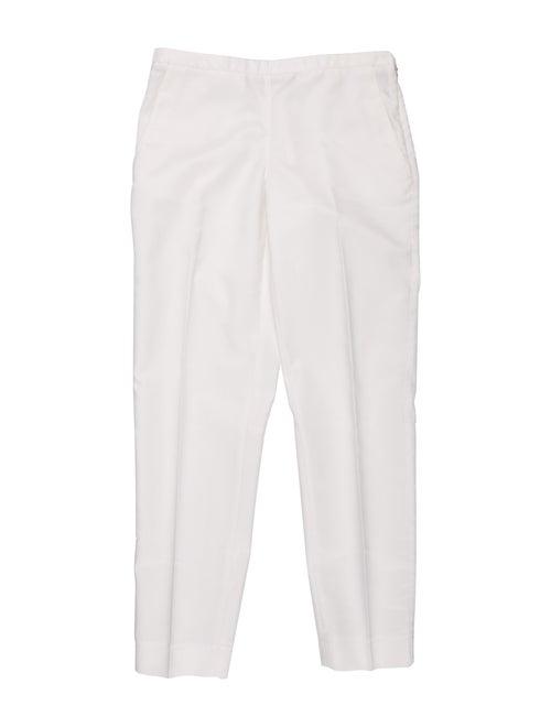 Prada Sport Straight Leg Pants White