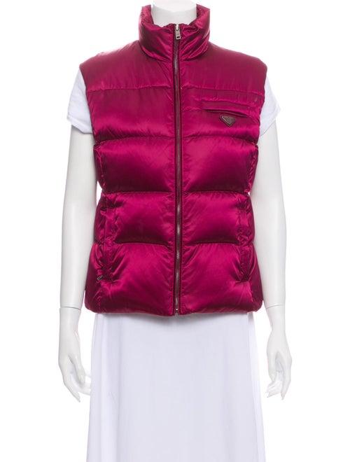 Prada Sport Vest Red